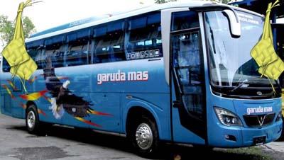 Harga Tiket Mudik Lebaran 2017 Bus Garuda Mas