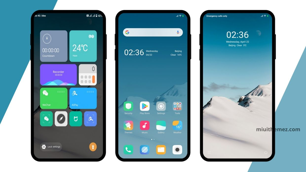 [DOWNLOAD] : MIUI 12 Theme for Xiaomi Devices with Official Theme Store Link