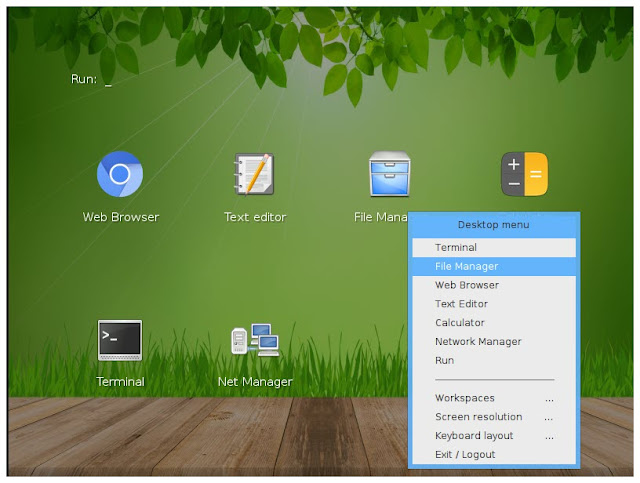 Slax :  Μικρό, σύγχρονο,φορητό γρήγορο λειτουργικό σύστημα Linux