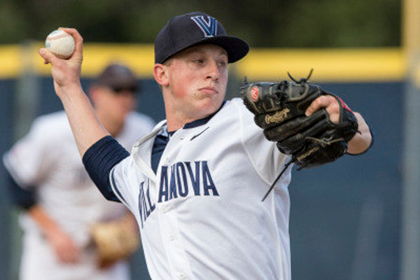 Zach Lutner collects the save as Villanova trumps Central Michigan