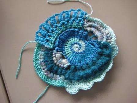 Krea D Ingen Vrij Haakwerk Freeform Crochet Scrumble 1