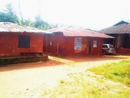 aruogba village chief priest beheaded