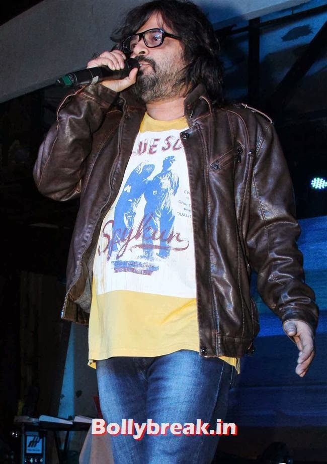 Pritam, Hotties at Yaariyan Music Launch