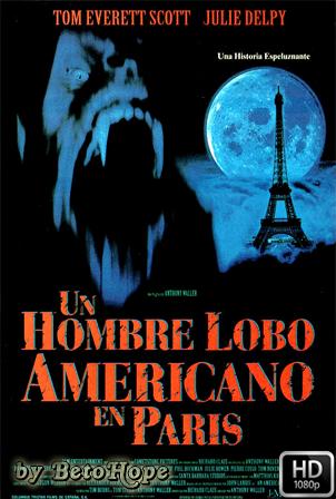 Un Hombre Lobo Americano En Paris [1080p] [Latino-Castellano-Ingles] [MEGA]