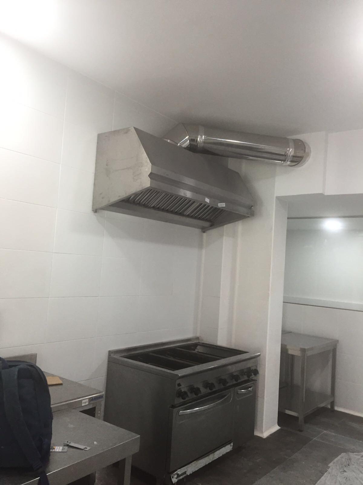 Tubos de acero inoxidable aislados y de doble capa - Extraccion de humos y ventilacion de cocinas ...