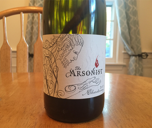 Matchbook The Arsonist 2015 Chardonnay