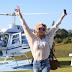 Participe e Concorra a um passeio de Helicóptero