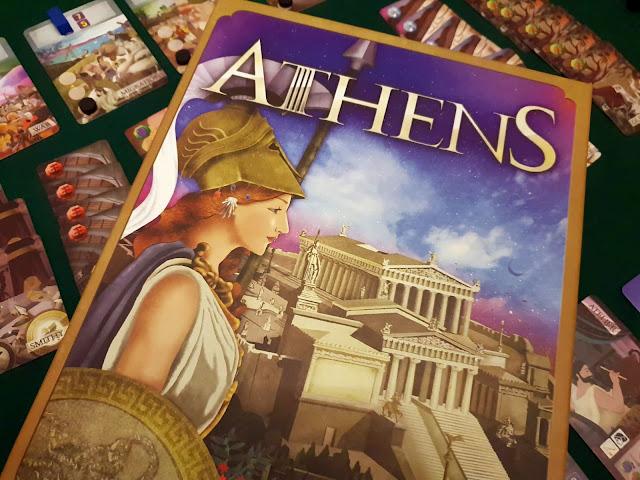 """""""Athens"""", l'Antica Grecia a portata di gioco"""