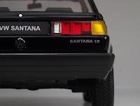 Miniatura Santana 1/24 Welly