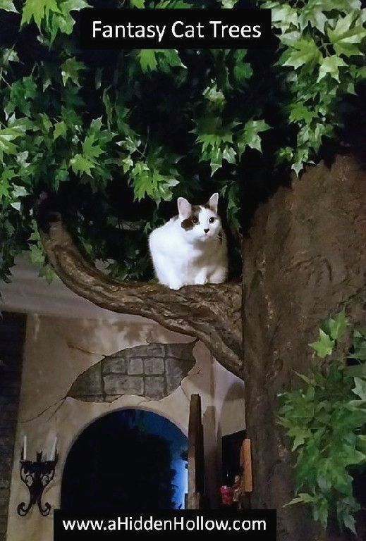 Natural looking Cat Tree