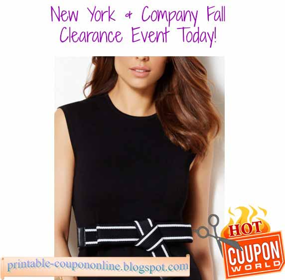 New york and company in store coupons 2018