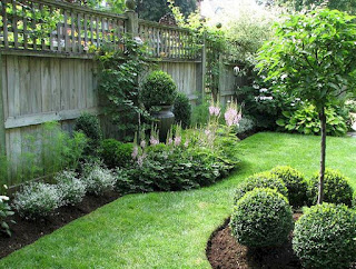 Impressive Concept For The Application of Backyard Landscaping Ideas on a budget