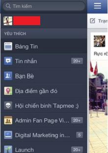 Download facebook tiếng việt