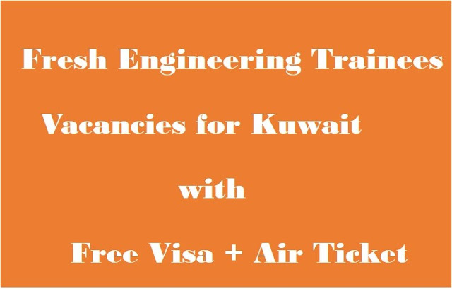 gulf jobs for freshers mechanical engineers, jobs in gulf countries for freshers electronics engineers