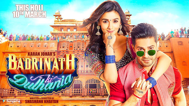 Alia Bhatt, Varun Dhawan, new hindi movie (2017), review filem hindustan, filem cinta komedi, filem cinta romantis,