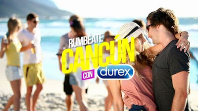 Sorteo Durex - Viaje a Cancún