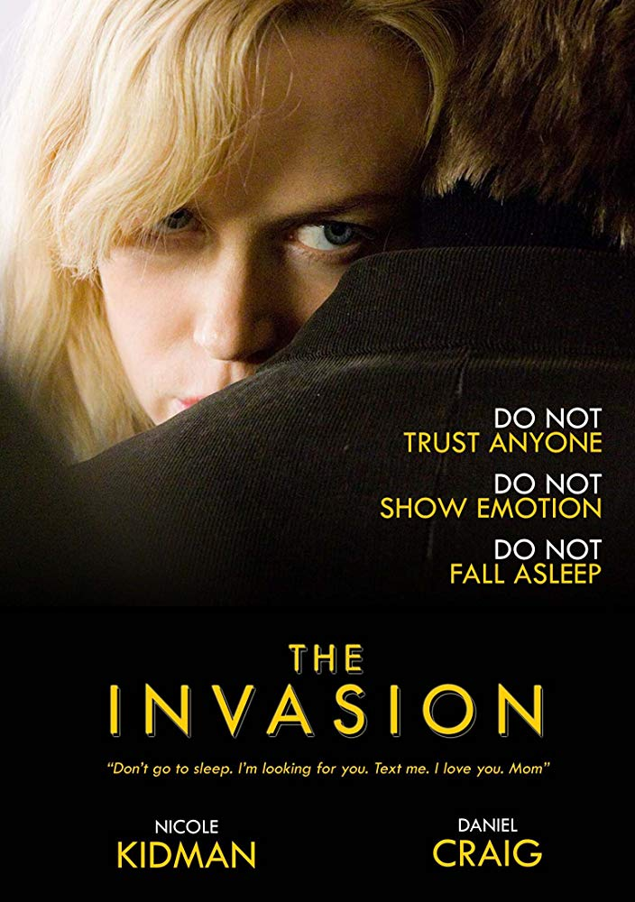 The Invasion (2007) Dual Audio 720p BluRay x264 [Hindi + English] ESubs
