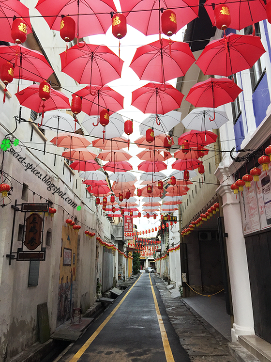Food and Attractions in Ipoh City, Malaysia