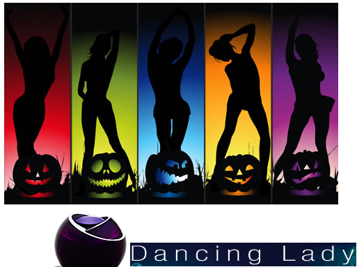 Novidades do catálogo 09/2012 da Oriflame | Dancing Lady Hypnotic Night