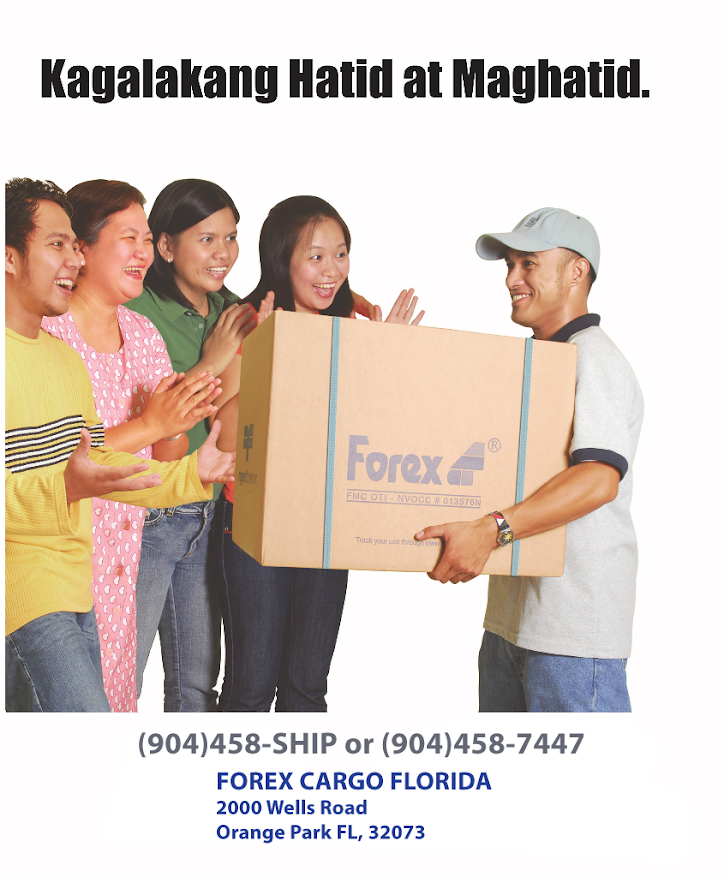 Forex cargo philippines website