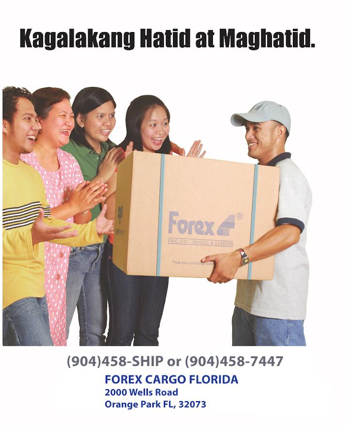 Forex cargo philippines marikina