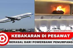 Bandara Soekarno-Hatta Mengeluarkan Larangan Membawa Powerbank ke Pesawat.