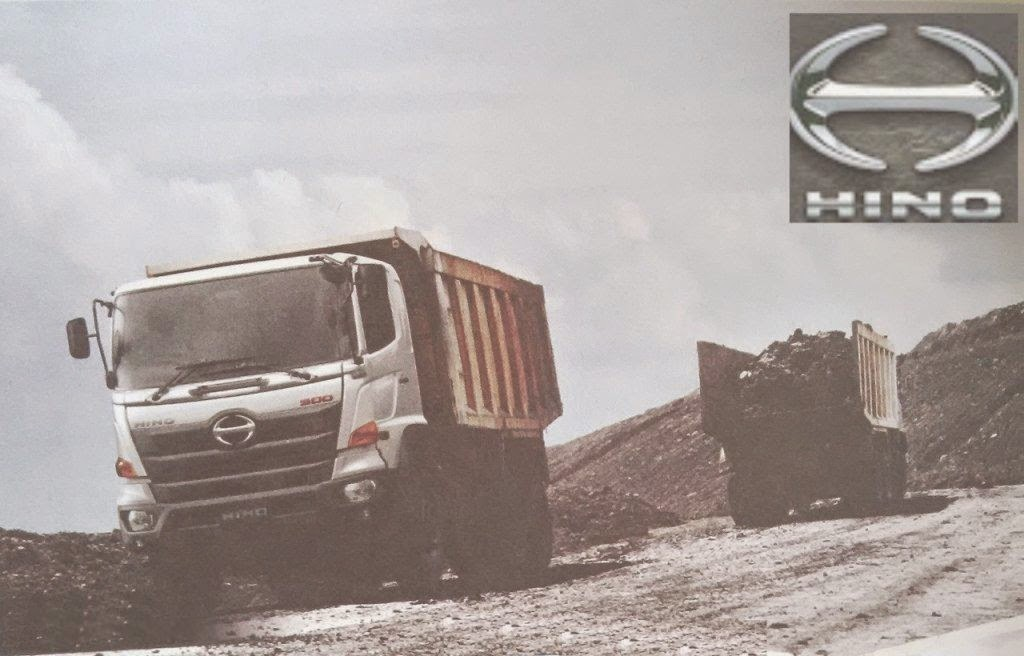 NEW RANGER HINO500 Series FM 350 PD ( MINING ) NEW