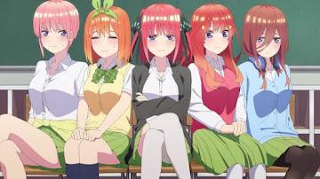 Gotoubun no Hanayome Season 2 Episode 10