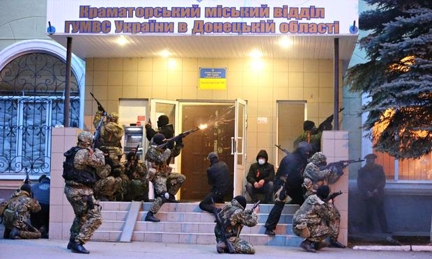 Heralding the Rise of Russia: The Battle for Novorossiya