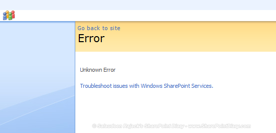 sharepoint custom error web.config