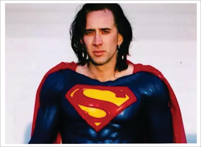 Filmes de HQ's que quase existiram, nicolas, superman, super-homem