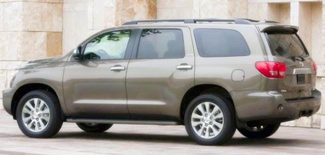 2018 Toyota Sequoia Platinum Review