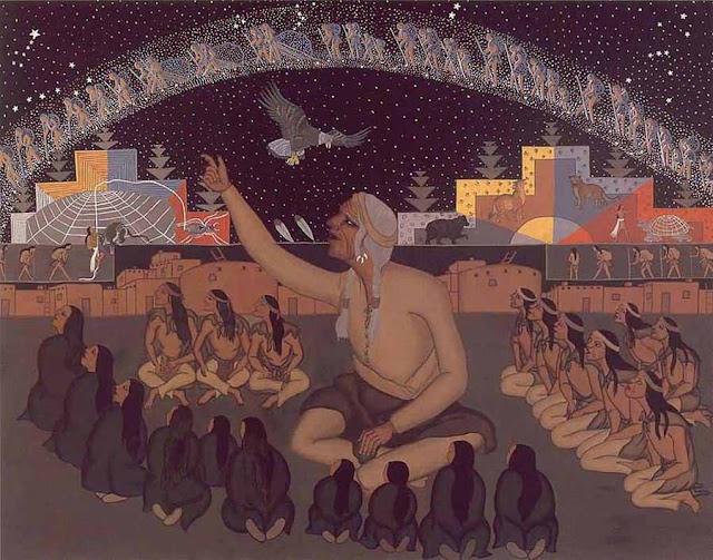 The Hopi's — Waiting for Pahana