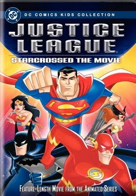 Justice League: Starcrossed [Latino][DVD 5]