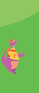 Figment Play Disney Parks app Epcot