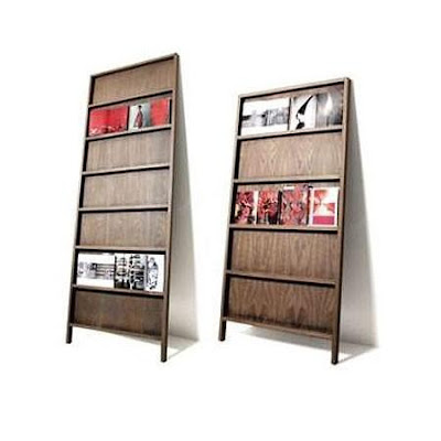 Cool Magazine Holders and Creative Magazine Racks (15) 12