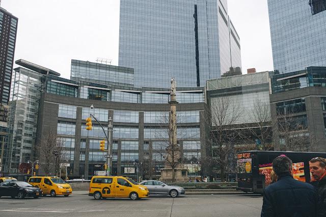 コロンブス・サークル(Columbus Circle)