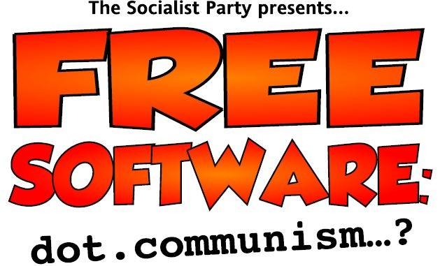 Linux é coisa de comunista/socialista?