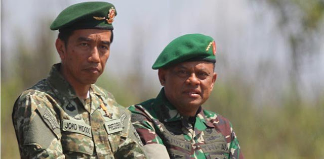 Panglima Gatot: Presiden Enggak Perlu Diajari Pilih Pembantunya