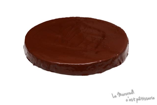"Gâteau ""Sophie"" au chocolat"