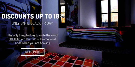Feetup Hostels Blog: Prepare yourself for the big sale – Black Friday in Valencia 2015