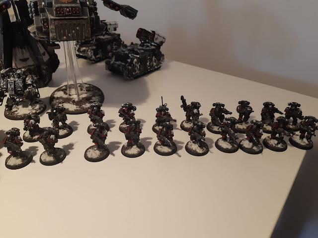 Escuadras tácticas Raven Guard
