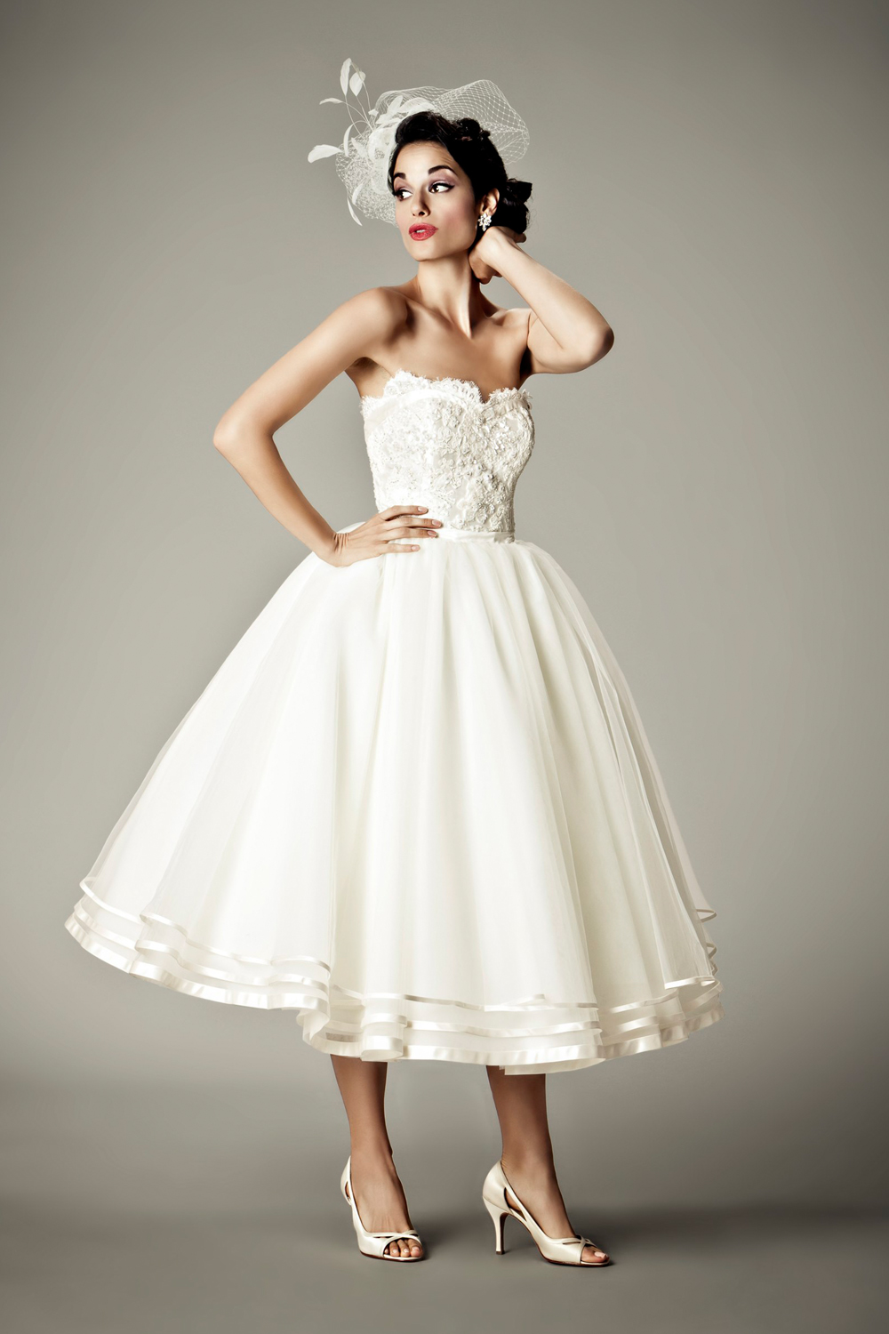 GoS: Bridal trends 2012 - Vintage inspired wedding dresses