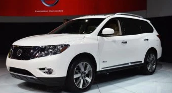 2017 Nissan Murano Hybrid Price