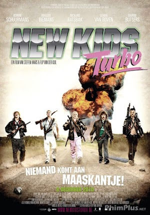 Phim Hai Lúa Nổi Loạn - New Kids Turbo (2010)