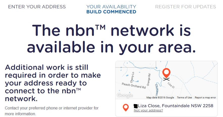 NBN - What Does Ready For Service (RFS) Really Mean? | NBN
