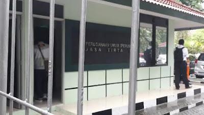 KPK Dalami Dugaan Korupsi di Kantor Pengairan Purwakarta Jawa Barat