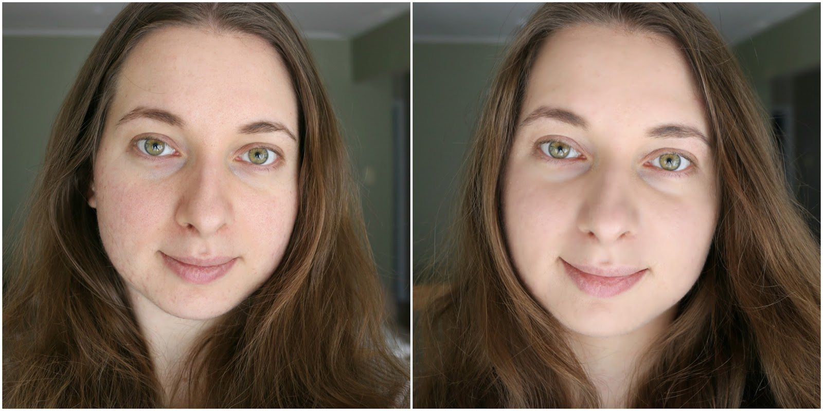 It Cosmetics Your Skin But Better CC+ Cream Light Before After