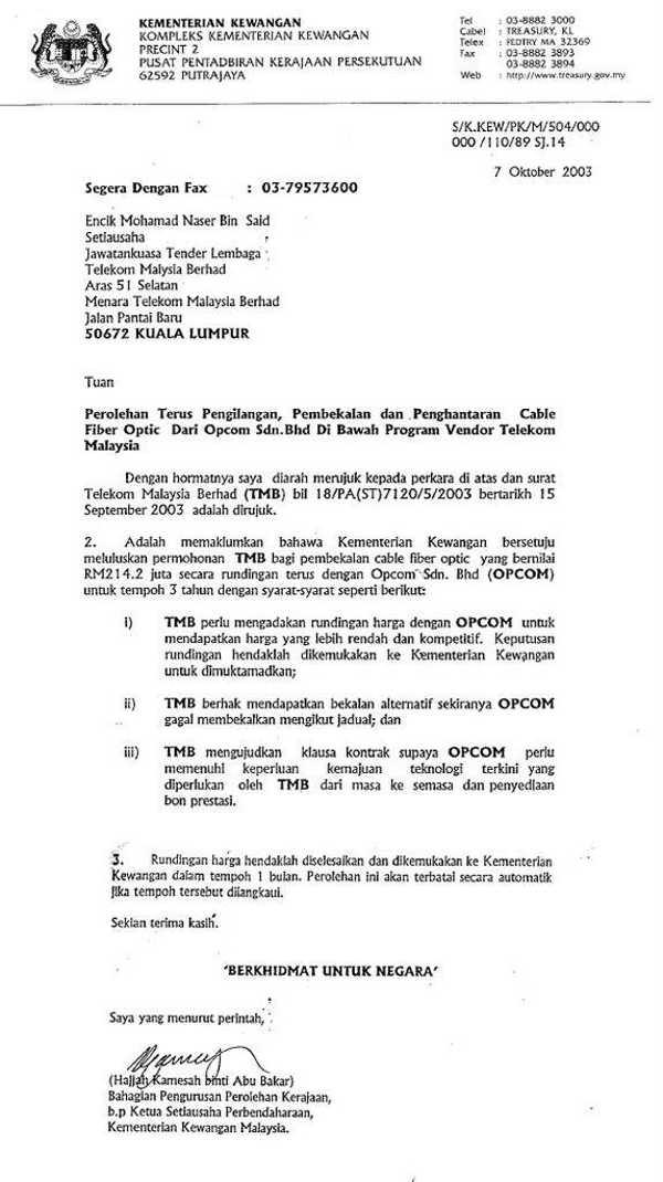 Mukhriz Masih Pemegang Saham Terbesar OPCOM Selepas Menjual Sebahagian Saham