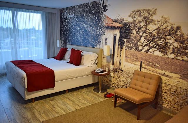 Blog Apaixonados por Viagens - Colonia del Sacramento - Hotel Dazzler by Whyndham